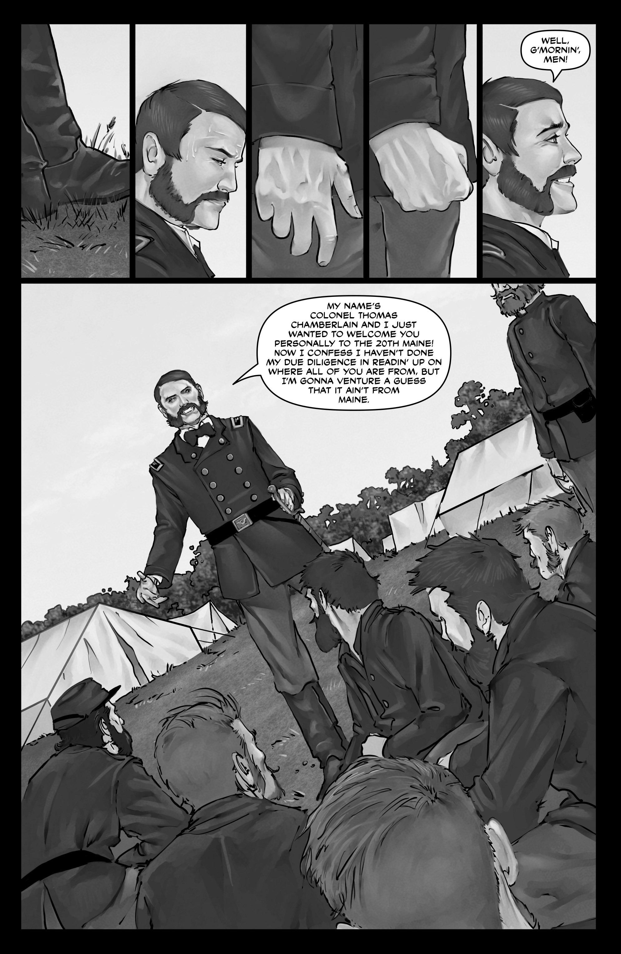Read online Alan Moore's Cinema Purgatorio comic -  Issue #1 - 38