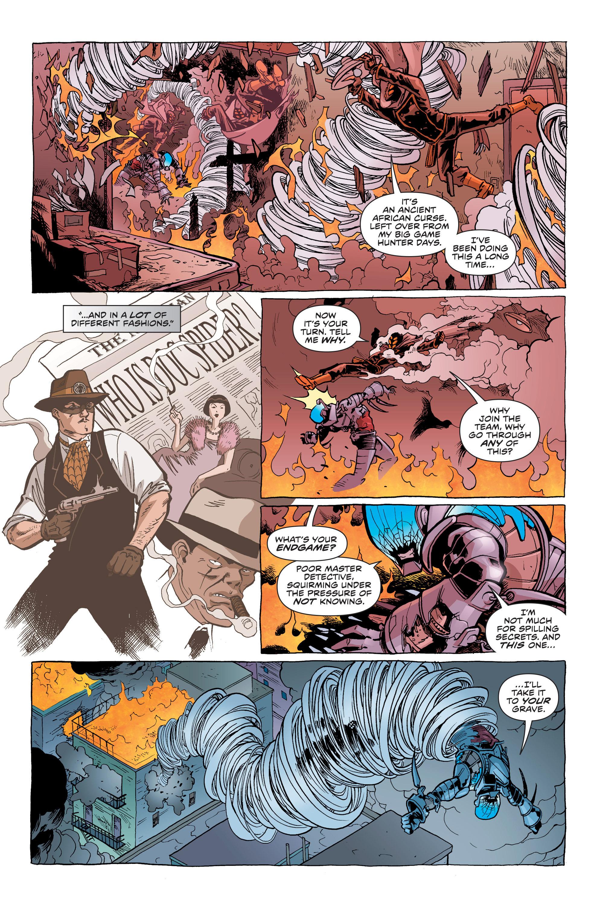 Read online Secret Identities comic -  Issue #7 - 18