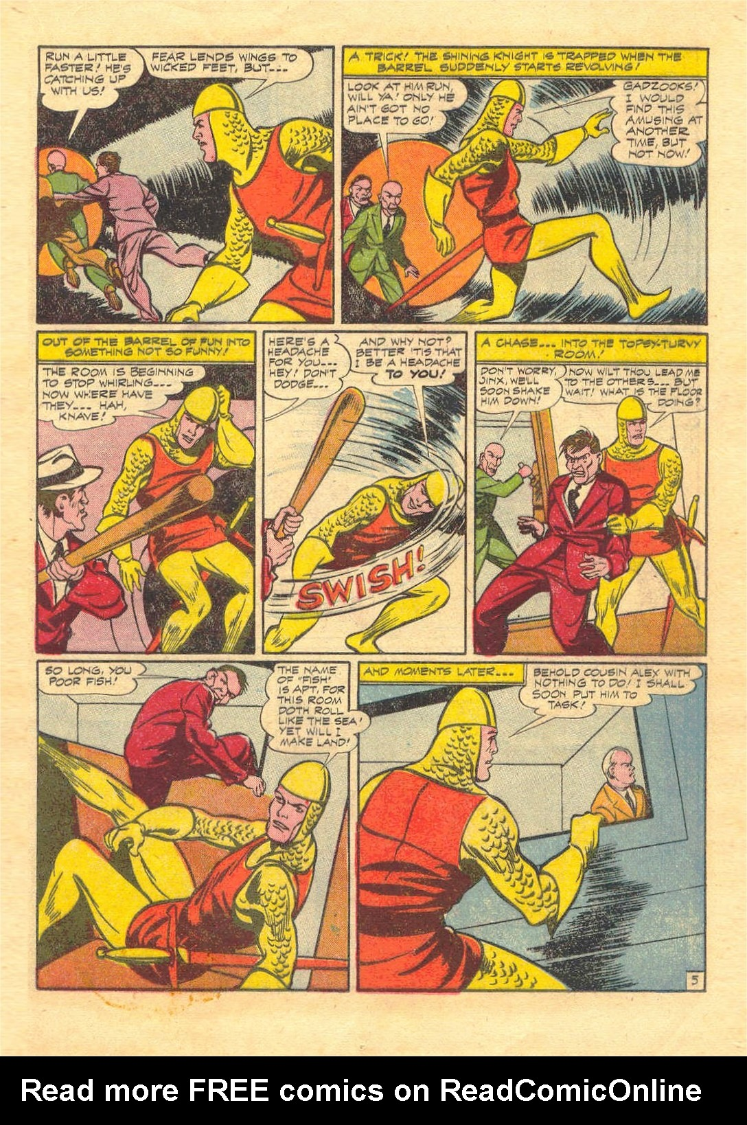 Read online Adventure Comics (1938) comic -  Issue #87 - 25