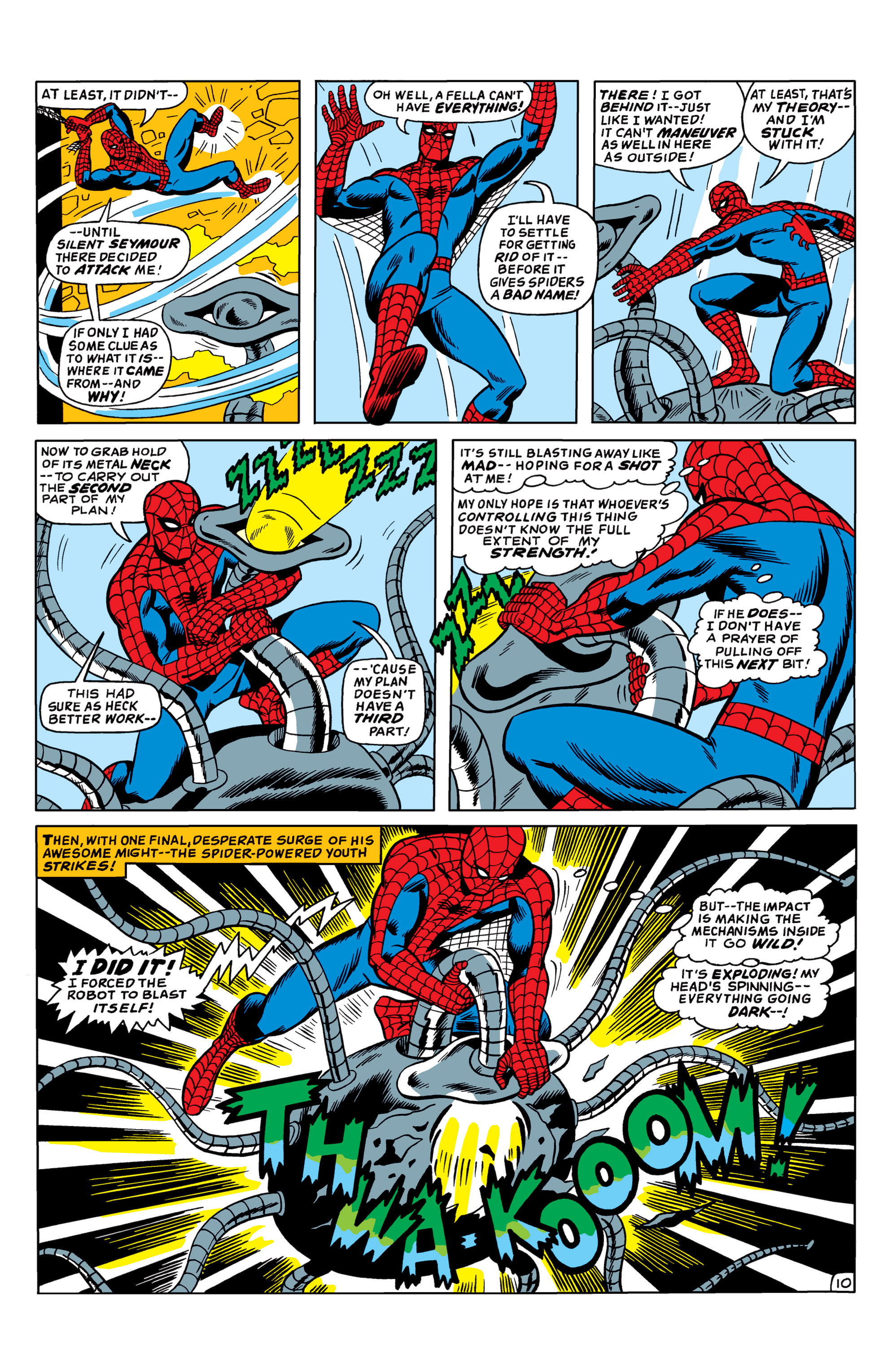Uncanny X-Men (1963) 35 Page 10