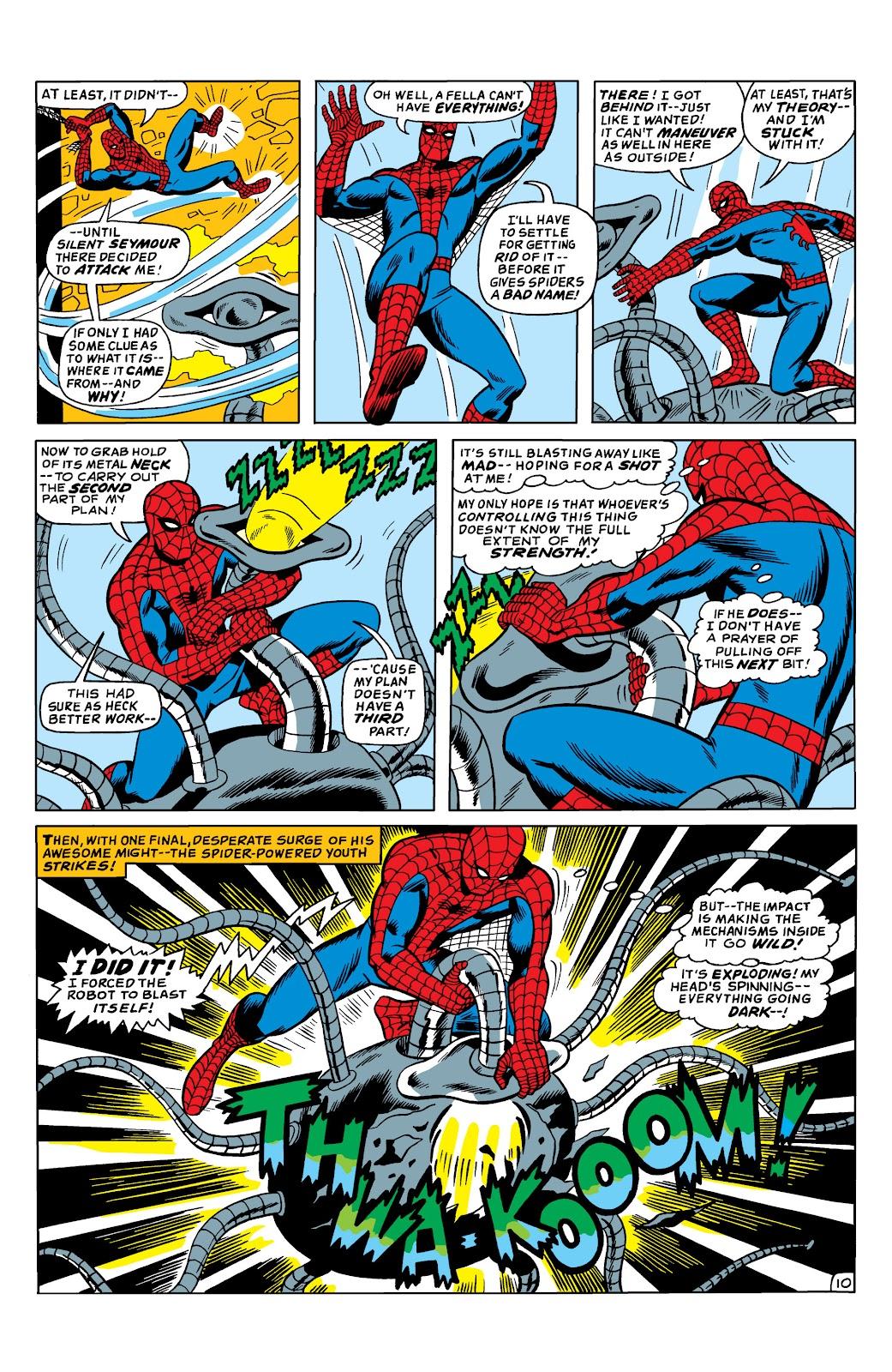 Uncanny X-Men (1963) issue 35 - Page 11
