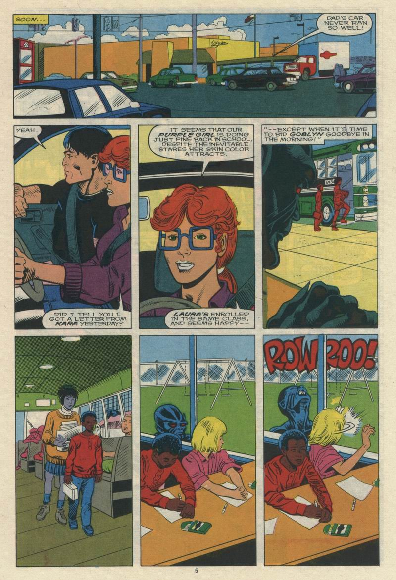 Read online Alpha Flight (1983) comic -  Issue #65 - 7