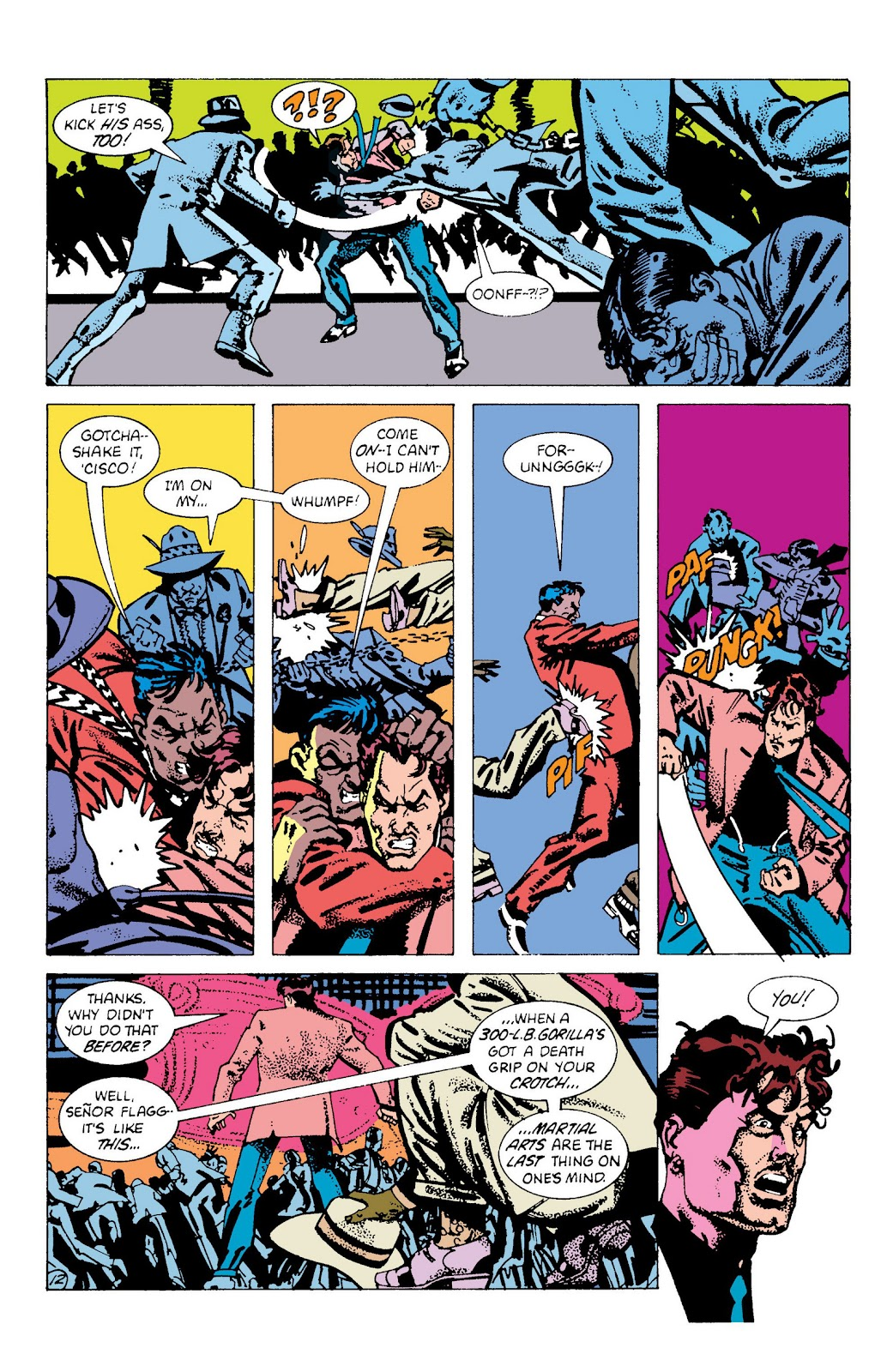 American Flagg! issue Definitive Collection (Part 2) - Page 57