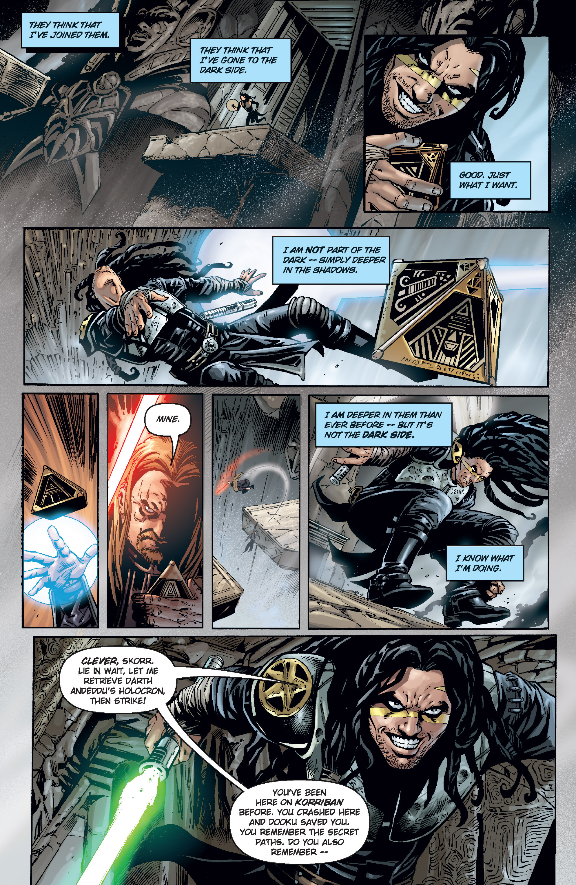 Read online Star Wars Omnibus comic -  Issue # Vol. 24 - 381