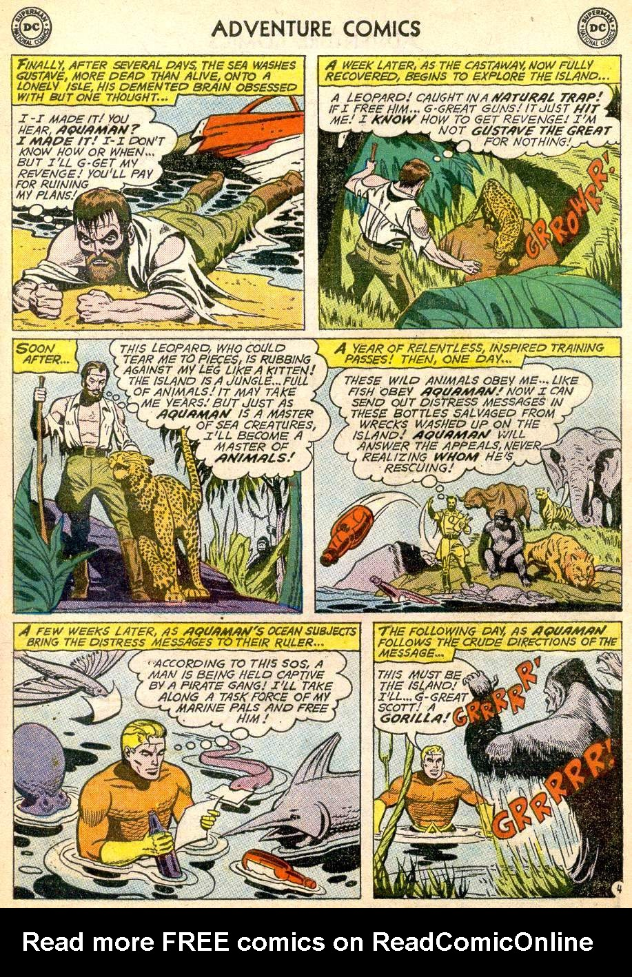 Read online Adventure Comics (1938) comic -  Issue #261 - 29