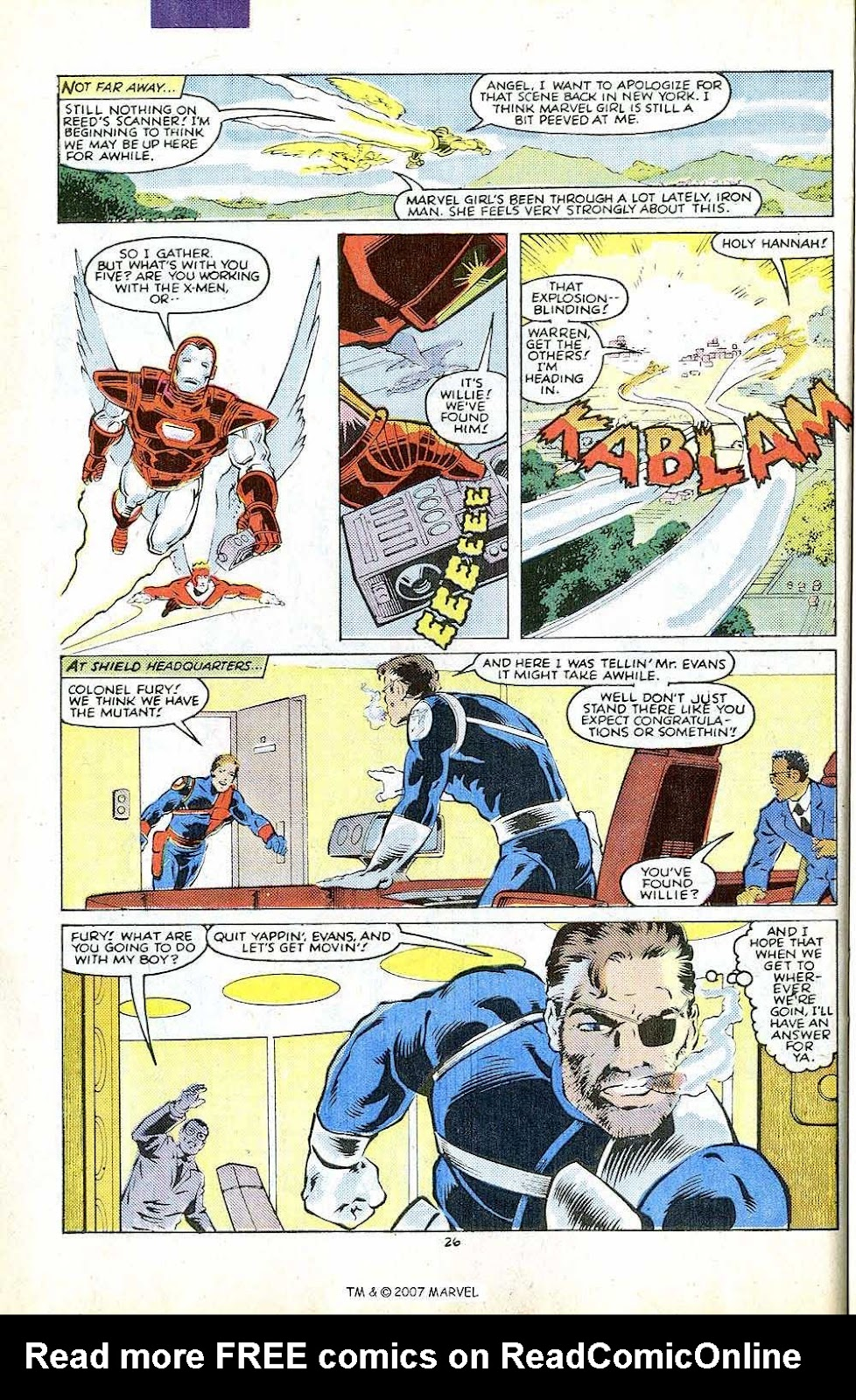 Iron Man Annual issue 8 - Page 32