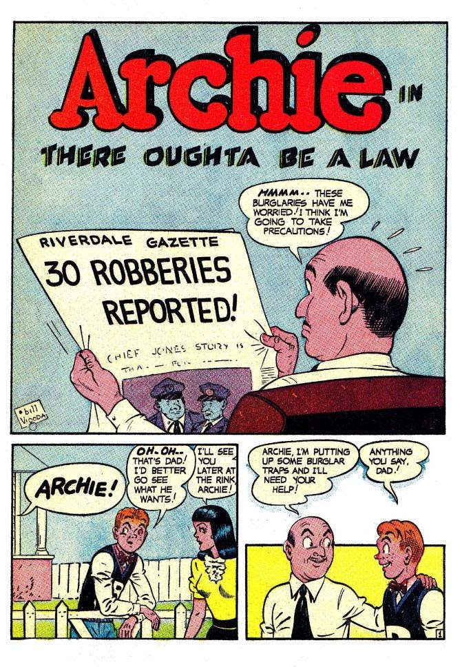 Archie Comics issue 026 - Page 32