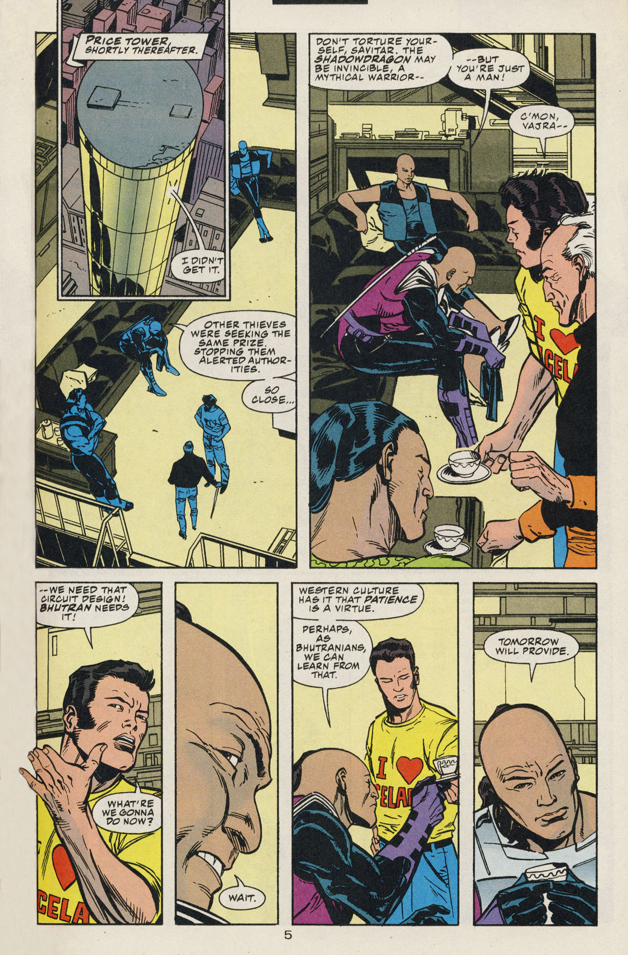 Read online Action Comics (1938) comic -  Issue #707 - 8