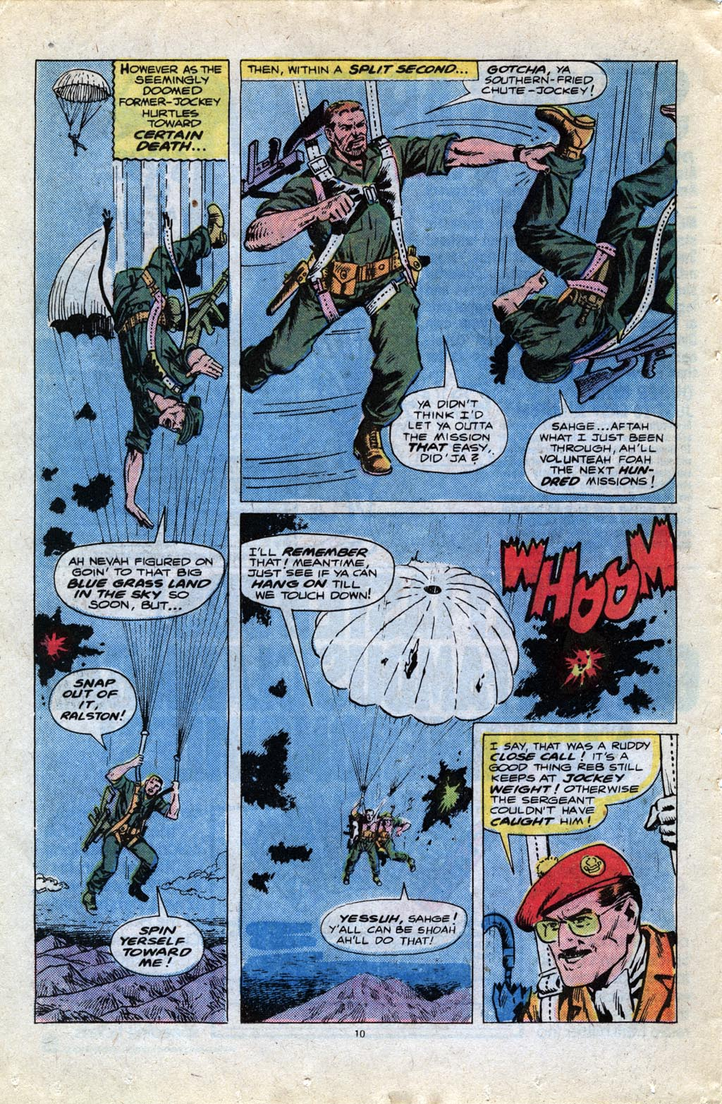 Read online Sgt. Fury comic -  Issue #148 - 12