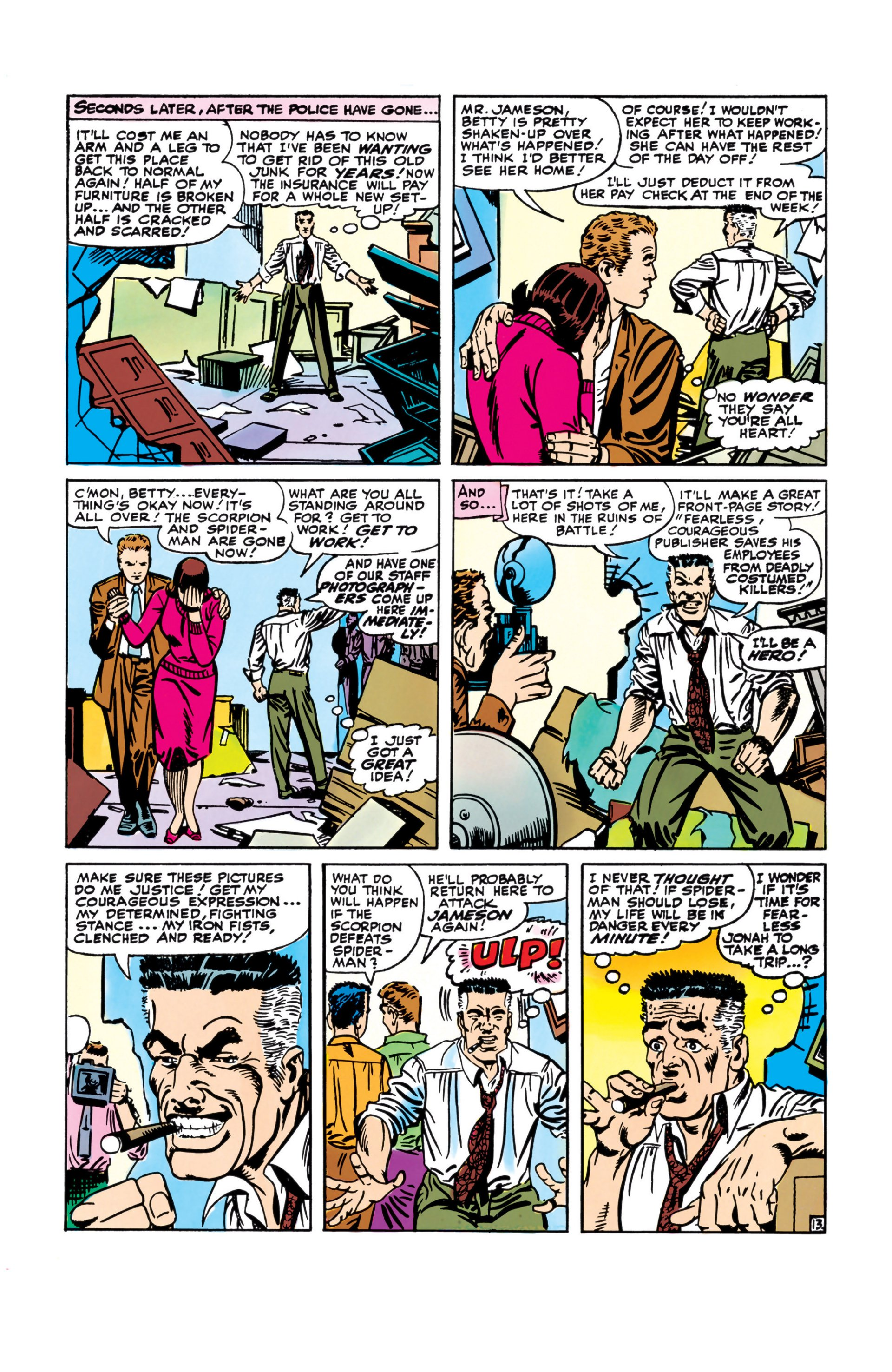 The Amazing Spider-Man (1963) 29 Page 13