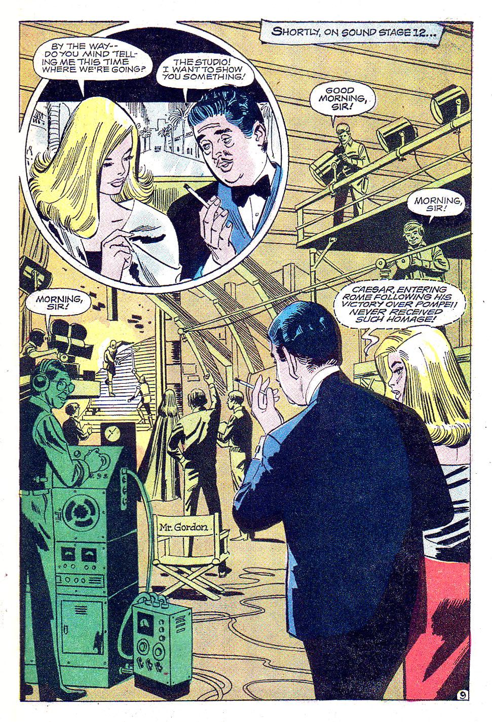 Read online Secret Hearts comic -  Issue #131 - 27