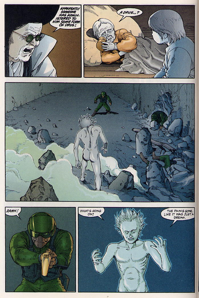 Read online Akira comic -  Issue #32 - 23