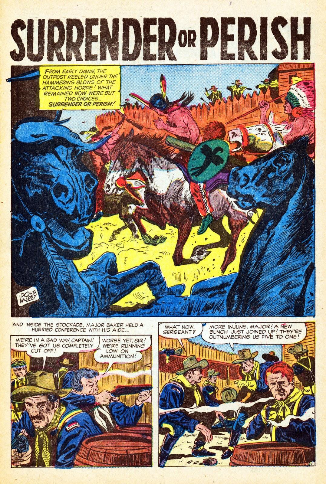 Gunsmoke Western issue 37 - Page 28