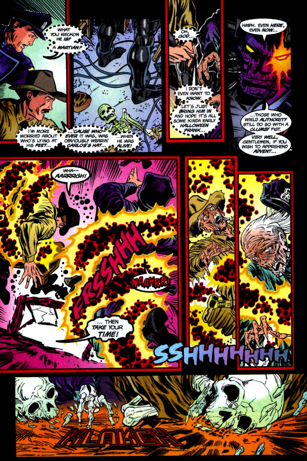 The New Warriors Issue #69 #73 - English 3