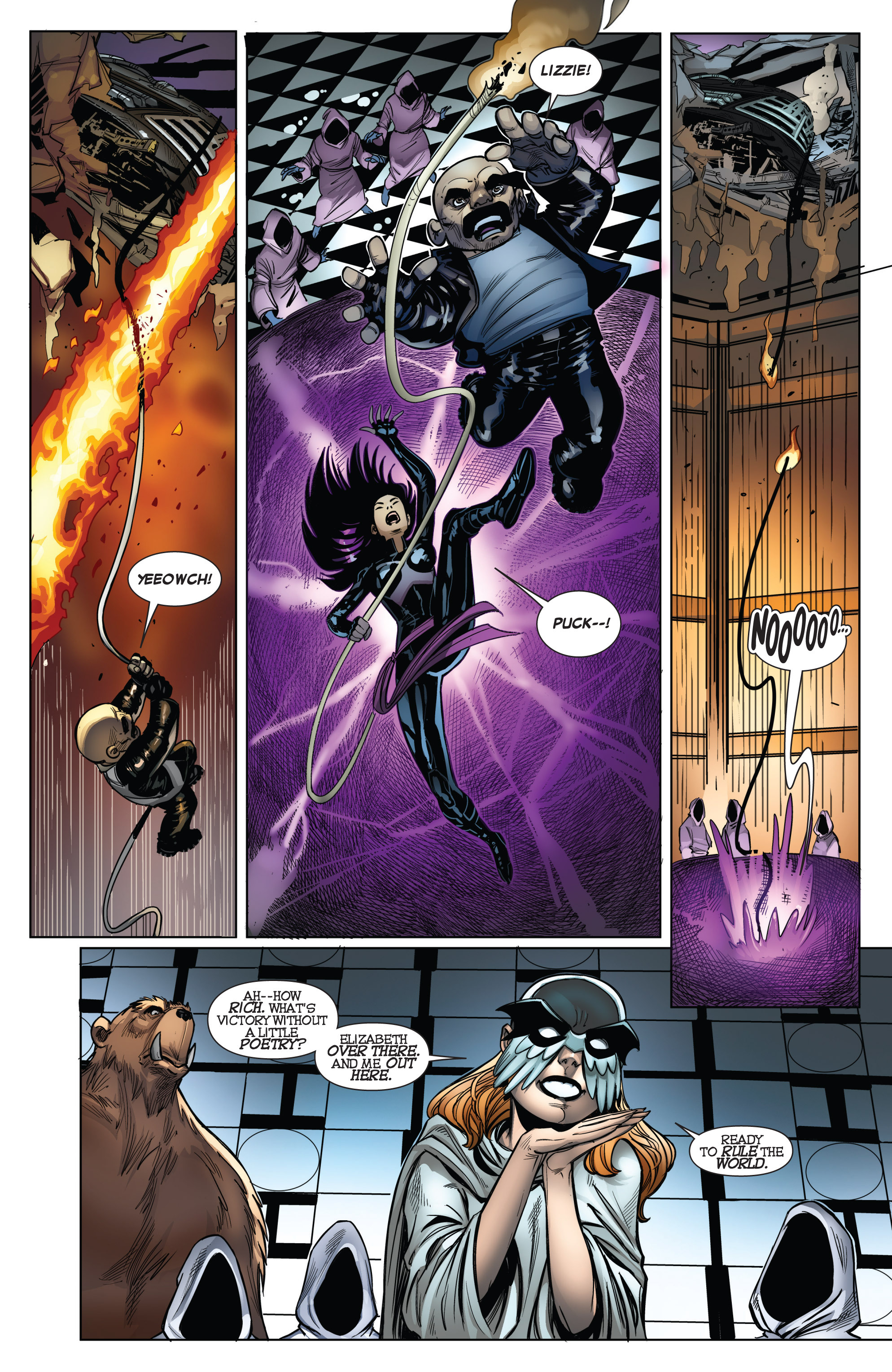 Read online Uncanny X-Force (2013) comic -  Issue #14 - 21