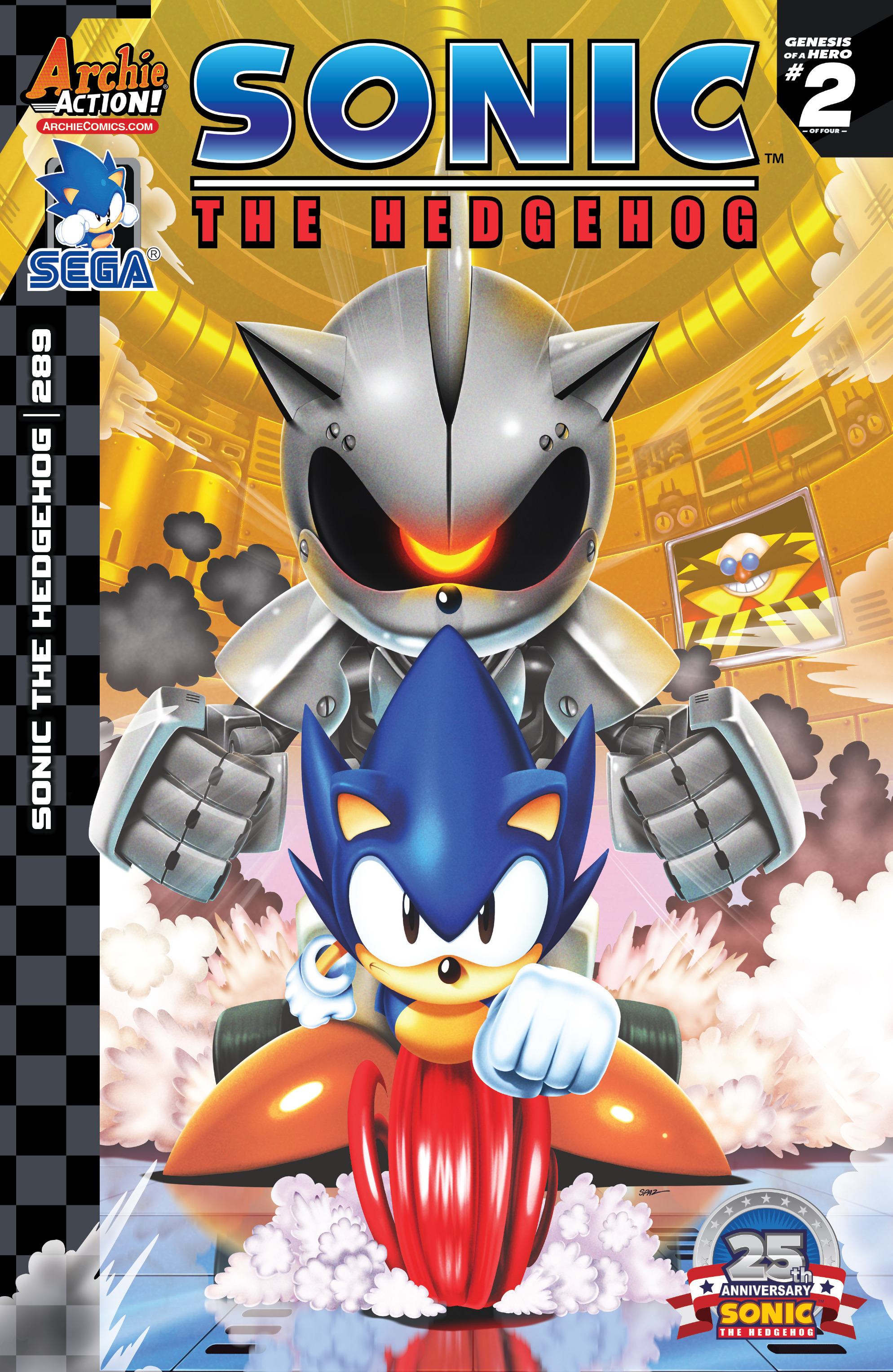 Sonic The Hedgehog (1993) 289 Page 1