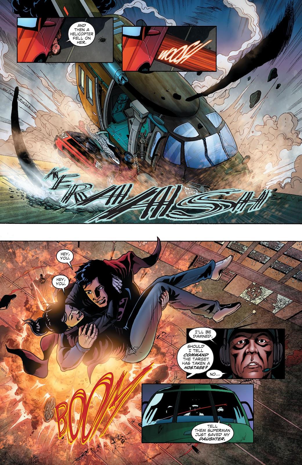 Read online Smallville Season 11 [II] comic -  Issue # TPB 1 - 87