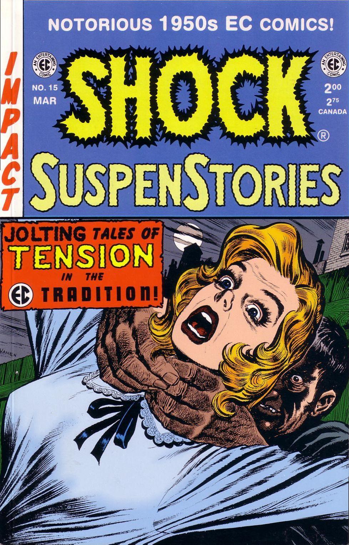 Read online Shock SuspenStories comic -  Issue #15 - 1