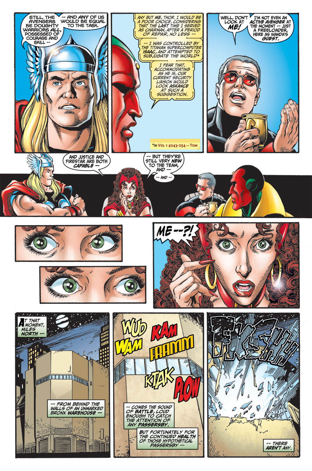 Read online Avengers (1998) comic -  Issue #13 - 9