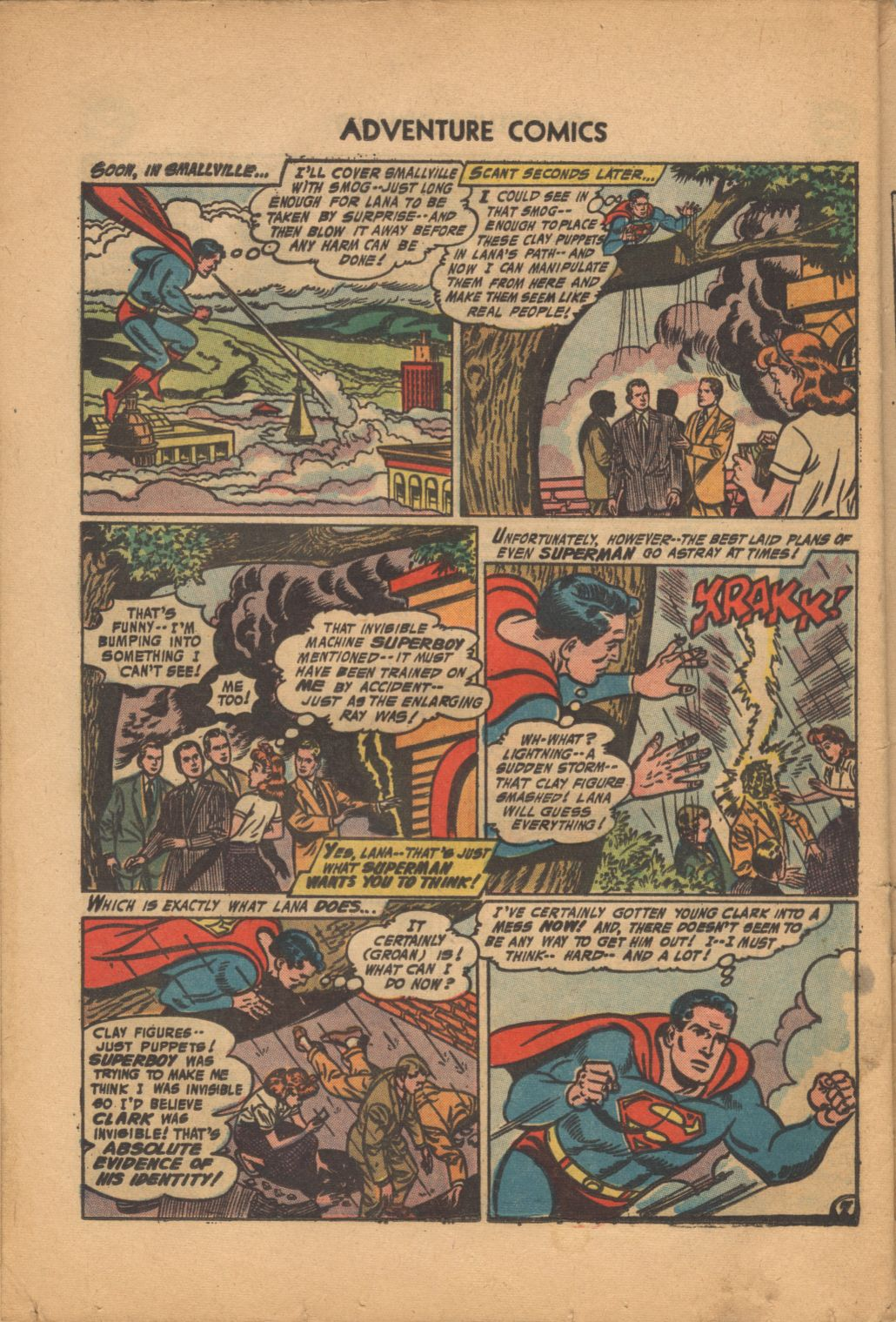 Read online Adventure Comics (1938) comic -  Issue #320 - 32