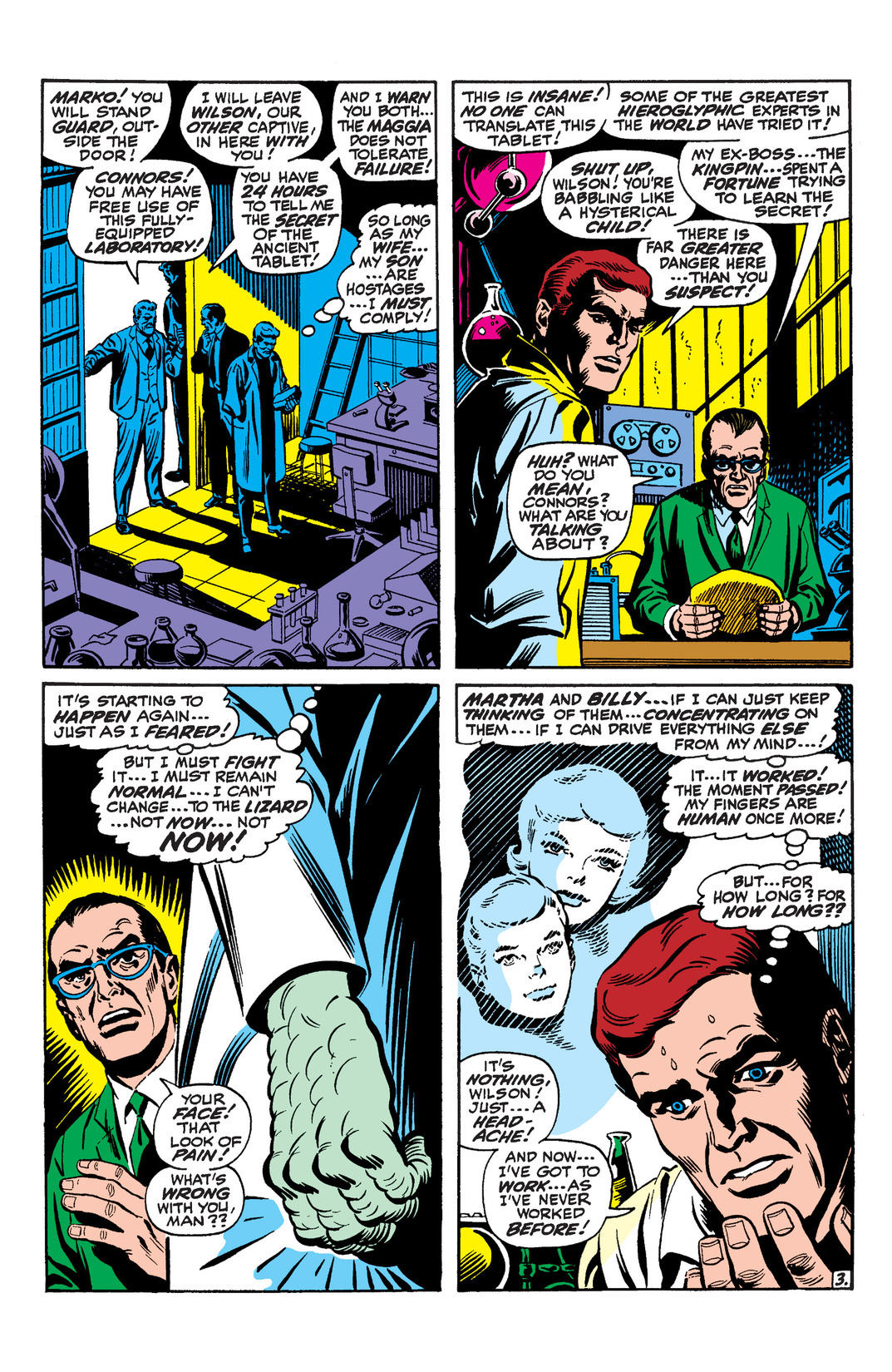 The Amazing Spider-Man (1963) 74 Page 3