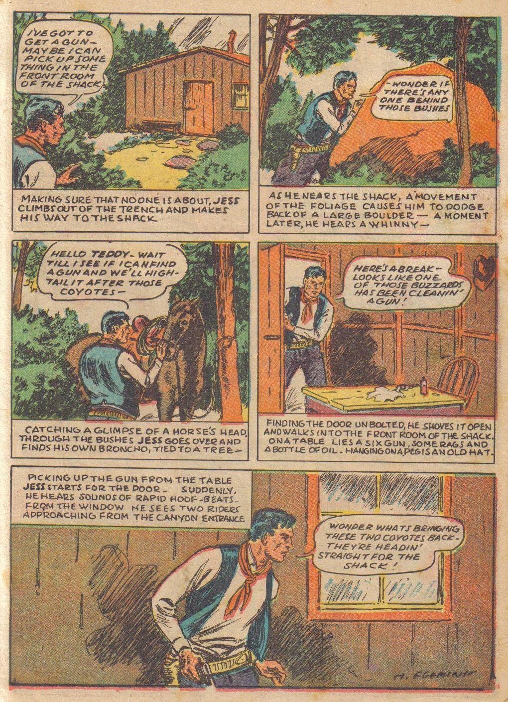 Read online Adventure Comics (1938) comic -  Issue #24 - 5