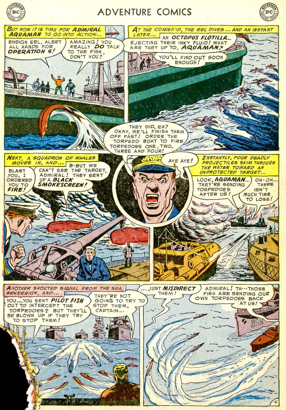 Read online Adventure Comics (1938) comic -  Issue #194 - 20
