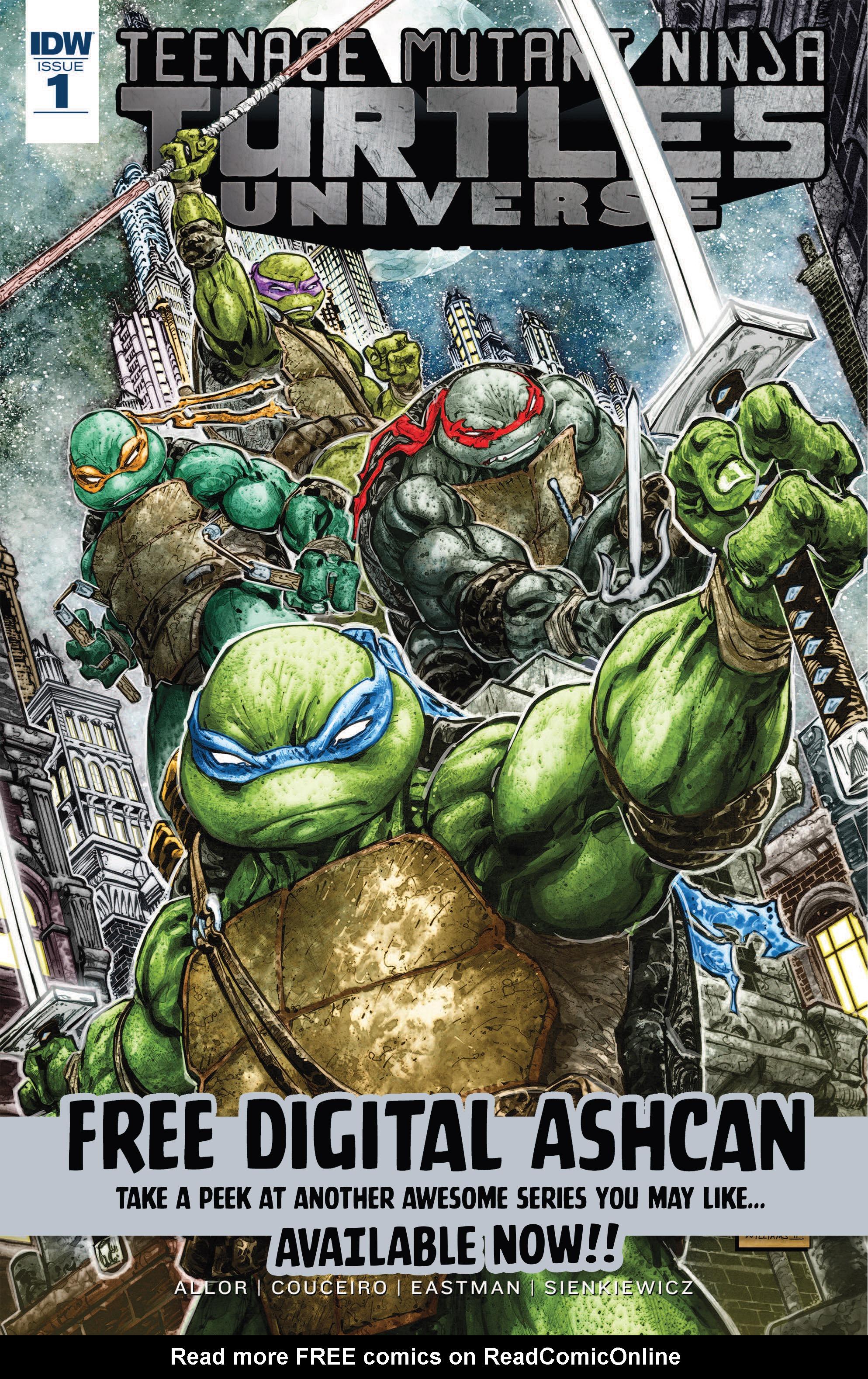 Read online Teenage Mutant Ninja Turtles (2011) comic -  Issue #68 - 26