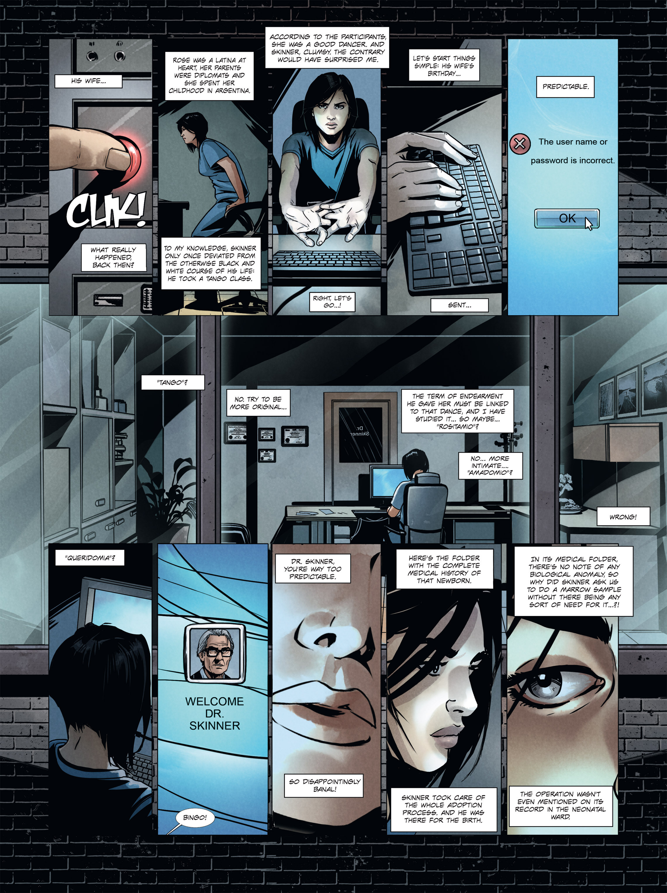 Read online Alice Matheson comic -  Issue #4 - 27