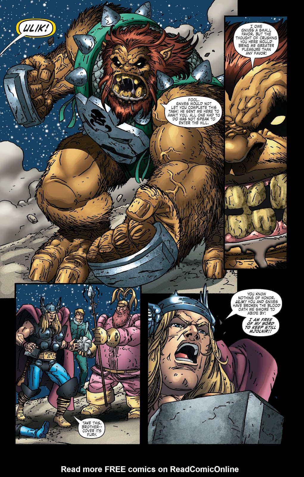 Read online Thor: Ragnaroks comic -  Issue # TPB (Part 2) - 23