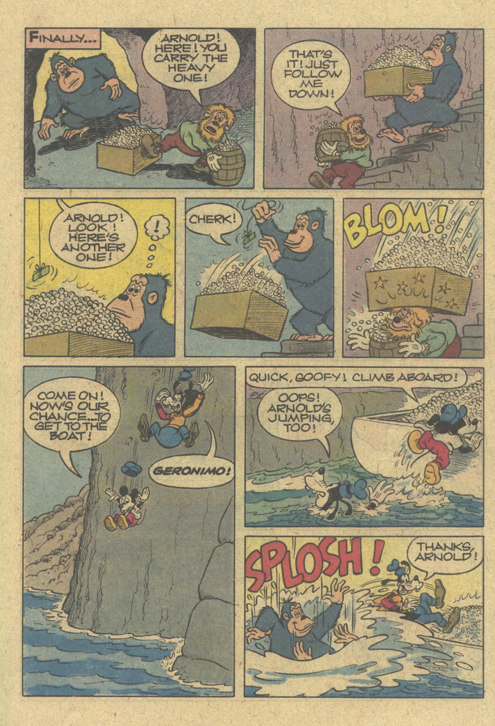 Walt Disney's Comics and Stories issue 452 - Page 24