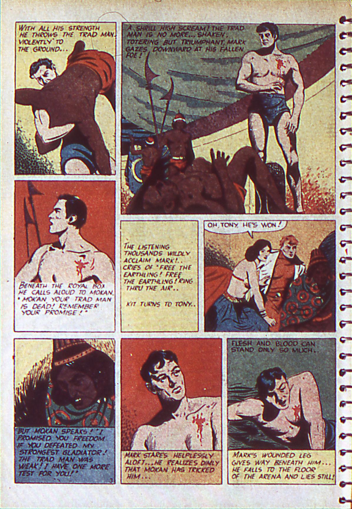 Read online Adventure Comics (1938) comic -  Issue #55 - 23