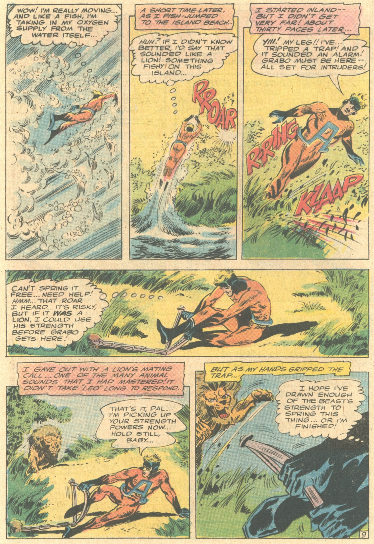 Read online Adventure Comics (1938) comic -  Issue #415 - 28