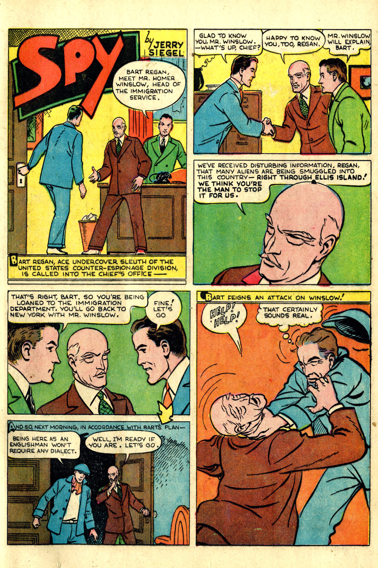 Read online Detective Comics (1937) comic -  Issue #44 - 17