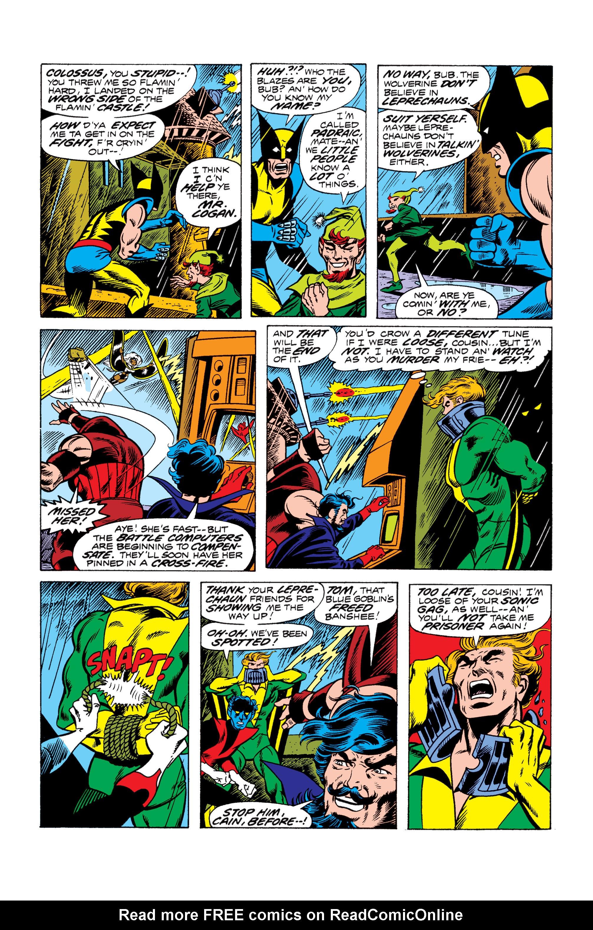 Uncanny X-Men (1963) 103 Page 14