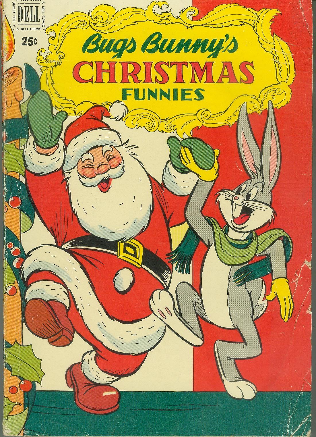 Bugs Bunnys Christmas Funnies TPB_1 Page 1