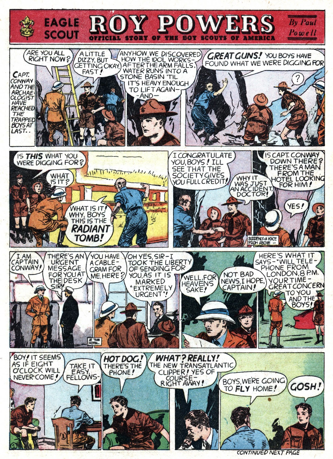 Read online Famous Funnies comic -  Issue #75 - 6
