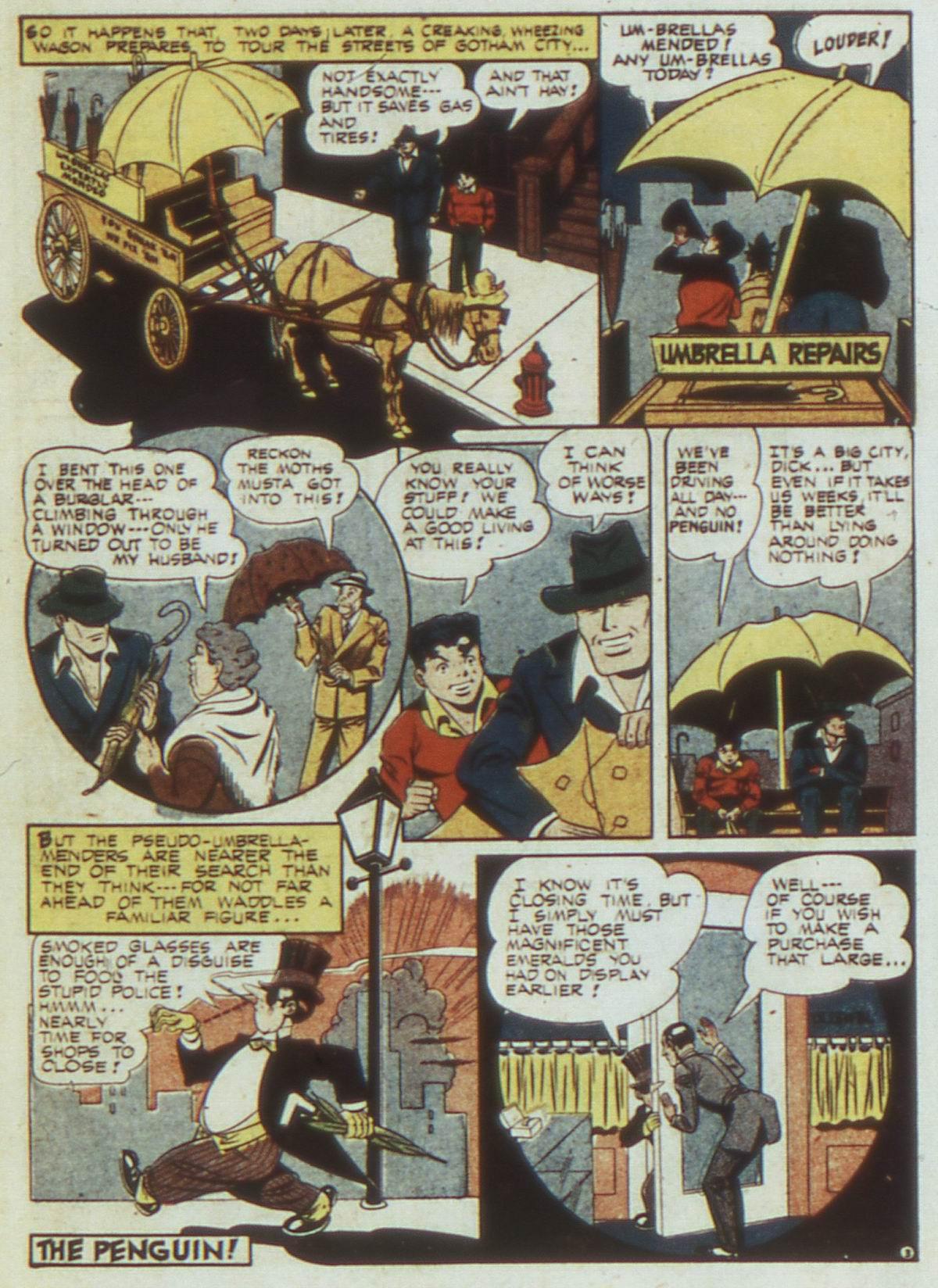 Read online Detective Comics (1937) comic -  Issue #87 - 5