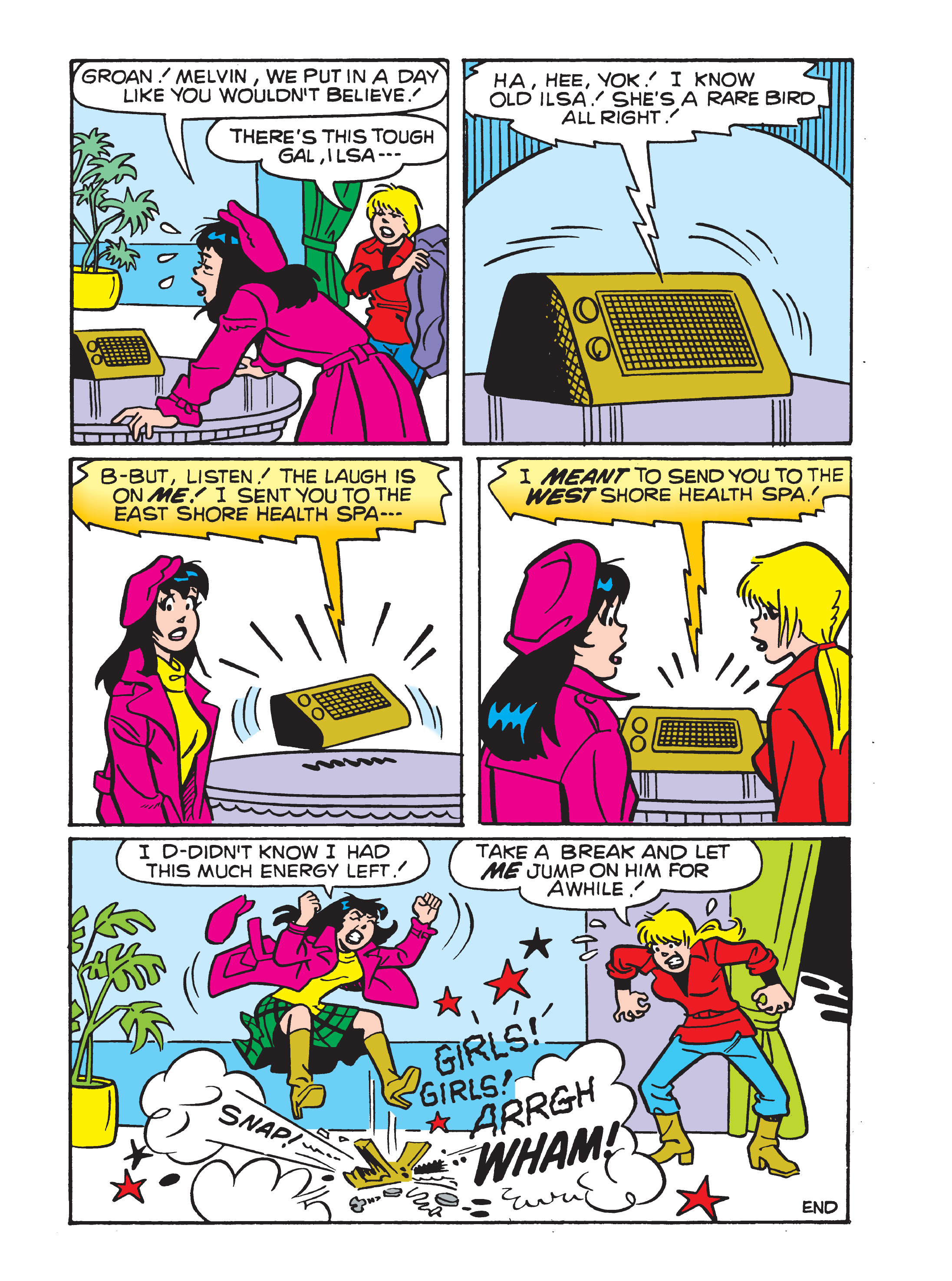 Read online Archie 75th Anniversary Digest comic -  Issue #4 - 69
