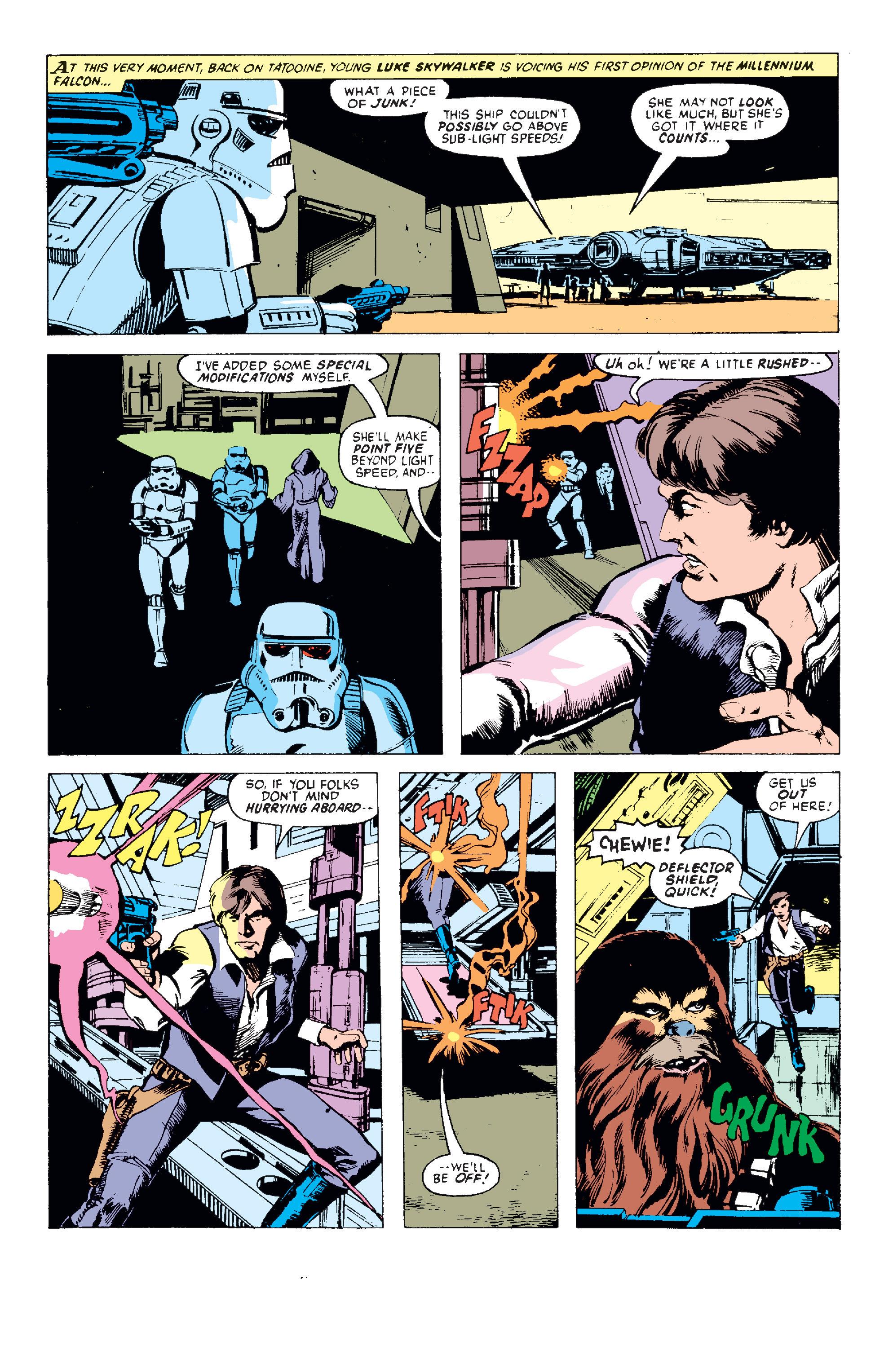 Read online Star Wars Omnibus comic -  Issue # Vol. 13 - 38