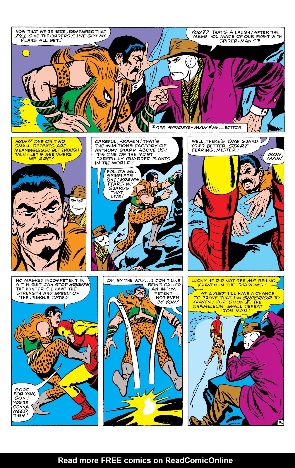 Read online Marvel Masterworks: The Invincible Iron Man comic -  Issue # TPB 2 (Part 2) - 24