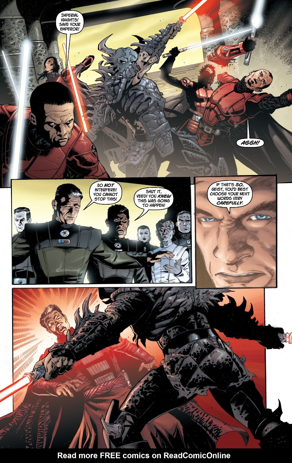 Read online Star Wars Legends: Legacy - Epic Collection comic -  Issue # TPB 1 (Part 1) - 23