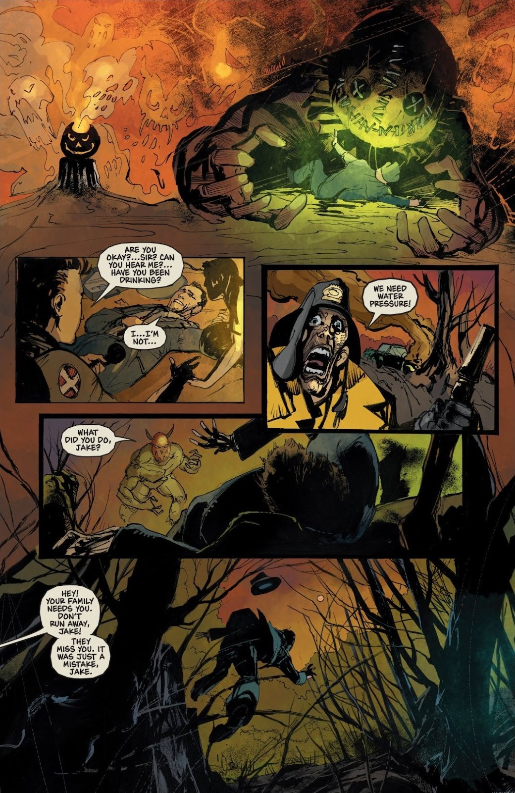 Read online Trick 'r Treat: Days of the Dead comic -  Issue # TPB - 87