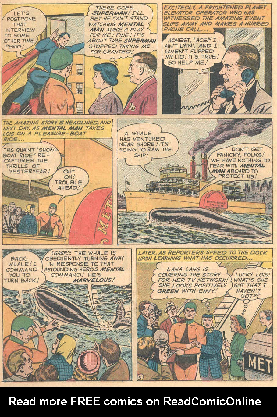 Read online Action Comics (1938) comic -  Issue #272 - 6