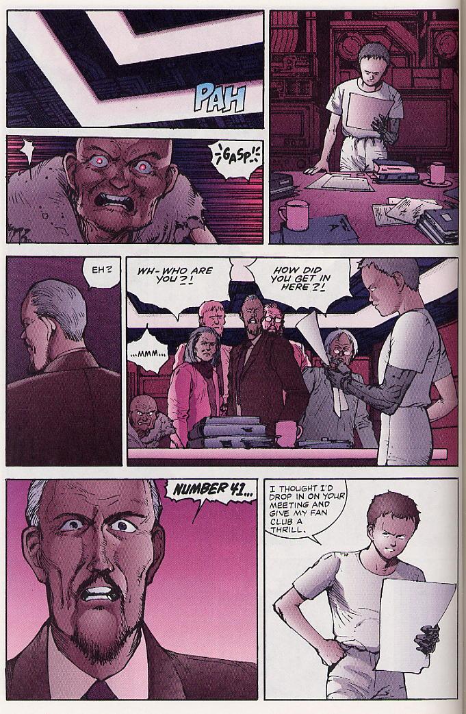 Read online Akira comic -  Issue #26 - 59