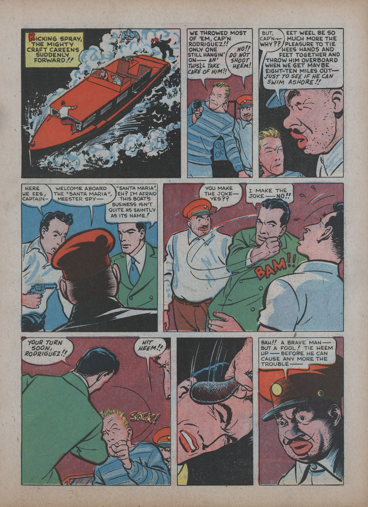 Read online Detective Comics (1937) comic -  Issue #48 - 19