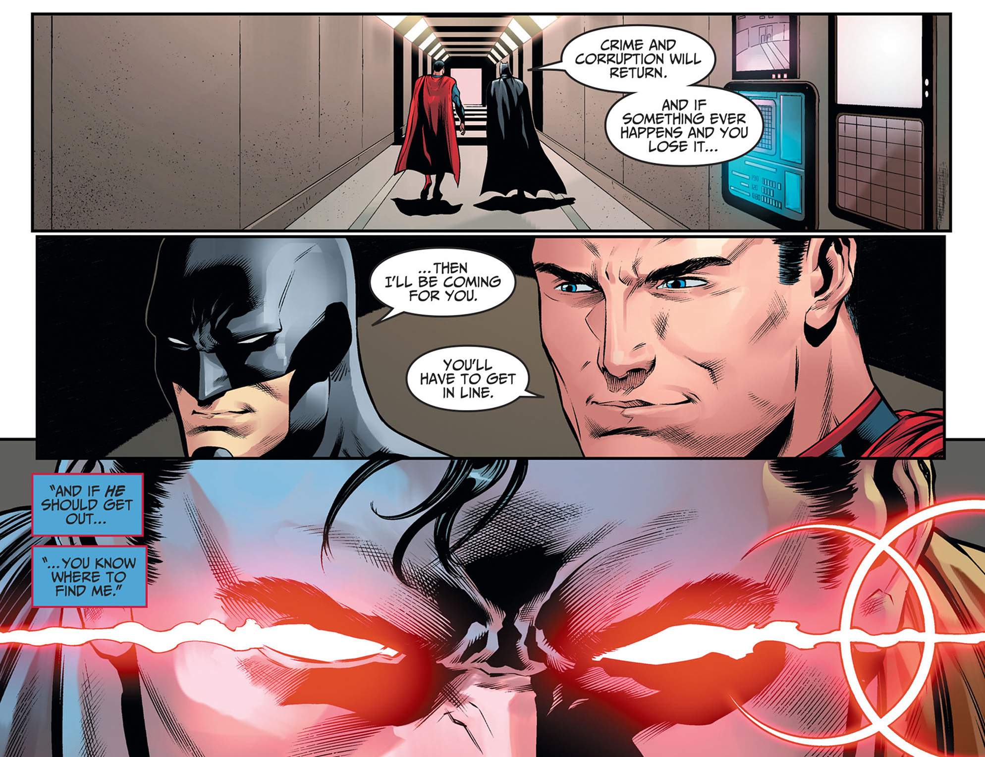 Read online Injustice: Ground Zero comic -  Issue #24 - 17
