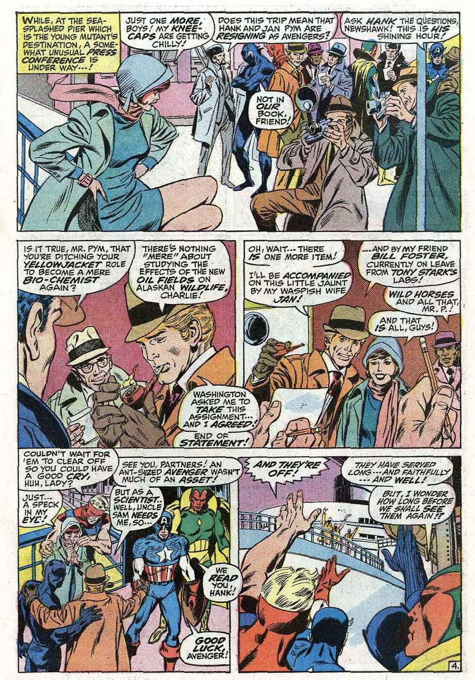 The Avengers (1963) 75 Page 6