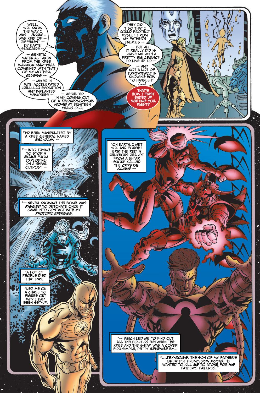 Captain Marvel (1999) Issue #14 #15 - English 6