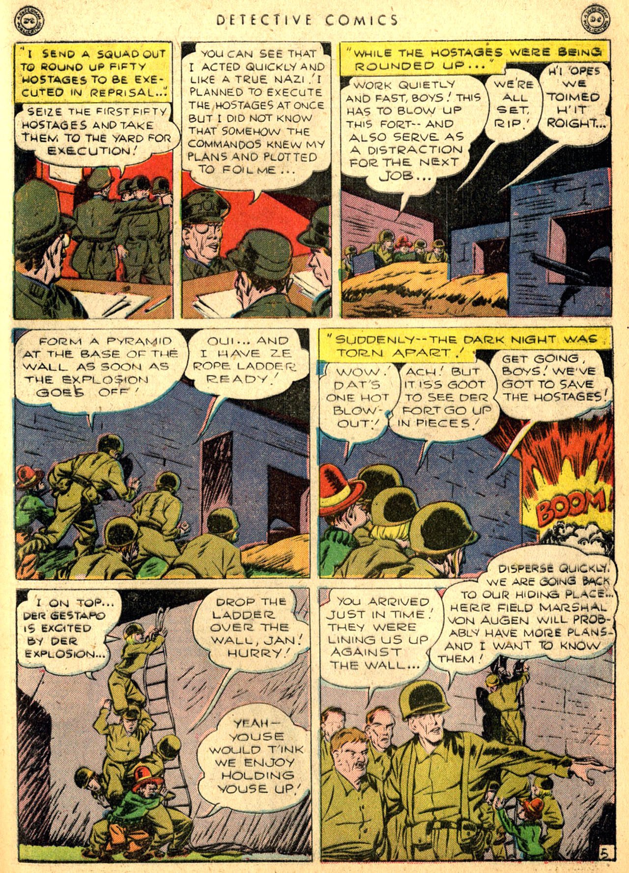 Read online Detective Comics (1937) comic -  Issue #98 - 43